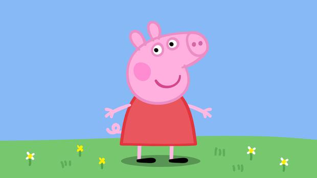 Peppa Pig owner Entertainment One has seen losses widen ahead of its sale to Hasbro (eOne/PA)