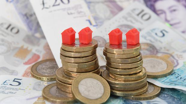 The proportion of 'accidental' landlords has fallen annually for the first time in five years, Hamptons International said (Joe Giddens/PA)