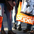 Superdry founder Julian Dunkerton has seen his contract extended until at least April 2021 (Steven Paston/PA)