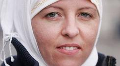 ISIL: Irish-born jihadi bride Lisa Smith escaped from the Ain Issa camp last weekend