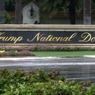 Donald Trump has decided not to host the G7 summit at his Doral golf course after a flood of criticism (Alex Sanz/AP