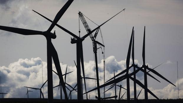 All Scottish Power's electricity generation comes from renewable sources (Danny Lawson/PA)