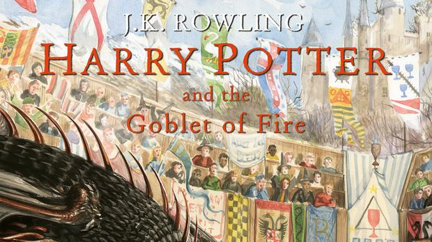 An illustrated Harry Potter book is among the titles set to help keep publisher Bloomsbury on track after a weak start to 2019 (Bloomsbury/PA)