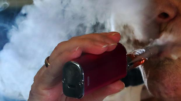 Imperial Brands has revealed that vape sales have not been as strong as anticipated (Peter Byrne / PA)