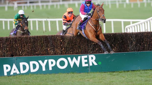 Paddy Power owner Flutter reported higher revenues after agreeing a deal to buy rival Stars Group (PA)