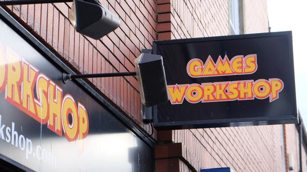 Games Workshop said its profits and revenues have jumped in the past six months (PA)