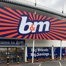 The company opened 30 new stores in the UK this half (BandM/PA)