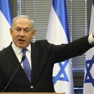Israeli Prime Minister Benjamin Netanyahu faces a number of fraud and bribery charges (Oded Balilty/AP)