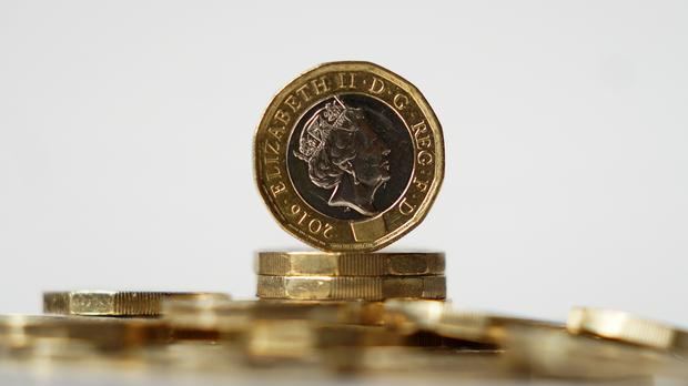 The value of the pound increased as traders welcomed strong polling for the Conservative Party (PA)