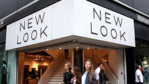 Brait owns a stake in New Look (Yui Mok/PA)