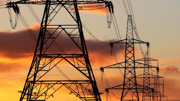 The revenue that energy networks can collect is reviewed each year. (Andrew Milligan/PA)