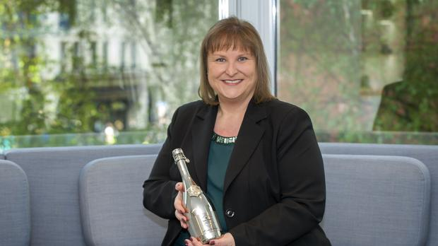 Whitbread boss Alison Brittain was paid £5.6 million last year. (Veuve Clicquot/PA)