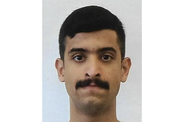 Saudi is lone suspect in Florida base rampage