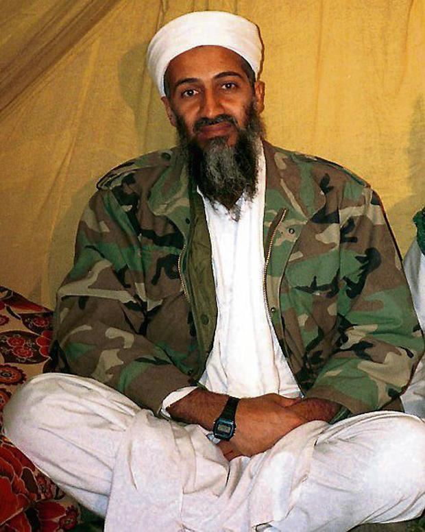 Osama bin Laden: was killed by US Navy SEALs in 2011