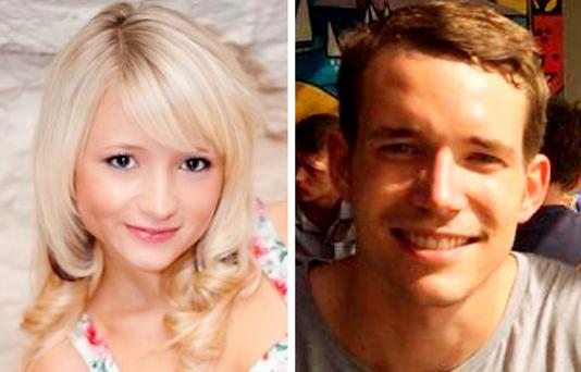 Murdered: Hannah Witheridge and David Miller