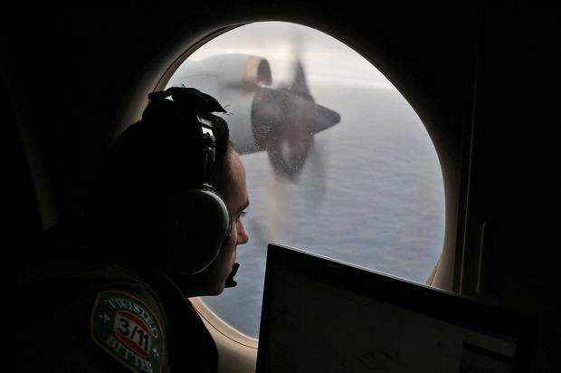 The hunt for missing MH370 goes on in the Indian Ocean