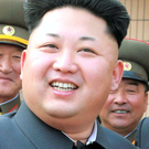 Kim Jong-un: facing sanctions over nuclear weapons tests. Photo: Reuters/Korean Central News Agency