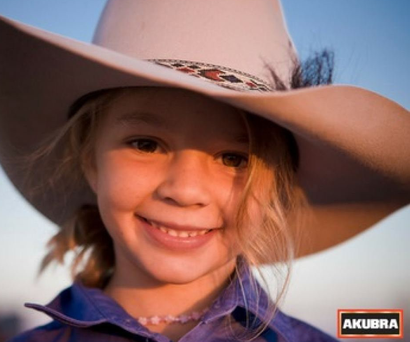 Amy 'Dolly' Everett appears in the ad that made her famous