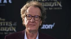 Film star Geoffrey Rush is suing over a series of articles. Photo: Reuters