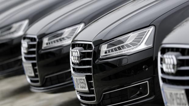 Authorities are searching offices of Audi in Ingolstadt, Germany, authorities said (AP)
