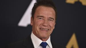 Arnold Schwarzenegger replaced Donald Trump as host of the show (Jordan Strauss/Invision/AP)