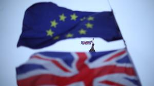 Uncertainty around Britain's departure from the European Union continues (Yui Mok/PA)