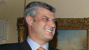 Kosovo's prime minister Hashim Thaci is to form a coalition in an attempt to break the political deadlock