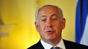 Benjamin Netanyahu is scheduled to address the UN General Assembly on Monday