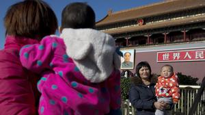 An easing of the strict one-child law has not resulted in a rush for a second child in China, officials said. (AP)