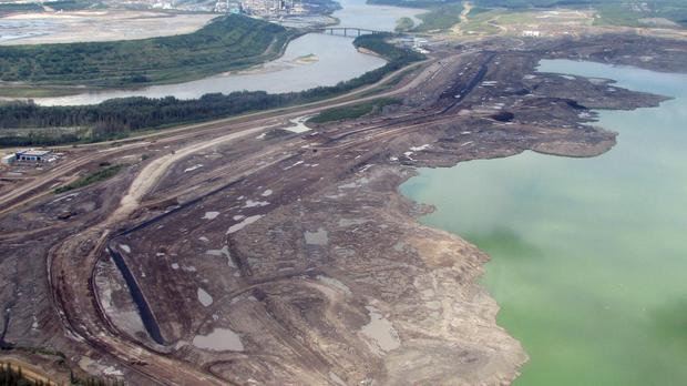 Tar sands projects in Canada have sparked local protests (Emily Beament/PA)