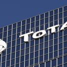 The logo of French oil giant Total SA on its headquarters at La Defense business district outside Paris (Michel Euler/AP)