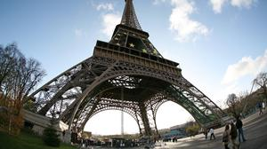 The Paris monument is normally open every day of the year and brings in thousands of visitors daily