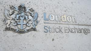 The London Stock Exchange's AIM market is on track to deliver record dividends this year (PA)