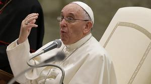 Pope Francis visits the US later this year (AP)