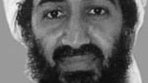 Items relating to the raid that killed Osama bin Laden have gone on view at ground zero in New York