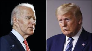 Joe Biden will duel with Donald Trump for the presidency, barring unexpected developments (AP)