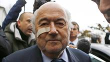 Sepp Blatter's Fifa career is ending in disgrace (AP)
