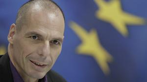 Greece's finance minister Yanis Varoufakis also poured cold water on any third bailout (AP)