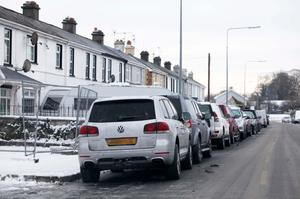 Back home: Hundreds of transient Travellers return to               Rathkeale every Christmas