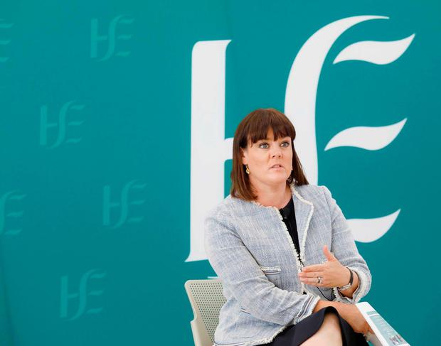 Niamh O'Beirne, the HSE's national lead for testing and tracing