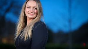 Emer Currie contracted Covid-19 back in October and had to stay away from her two daughters while she self-isolated in her bedroom. Photo: Gerry Mooney