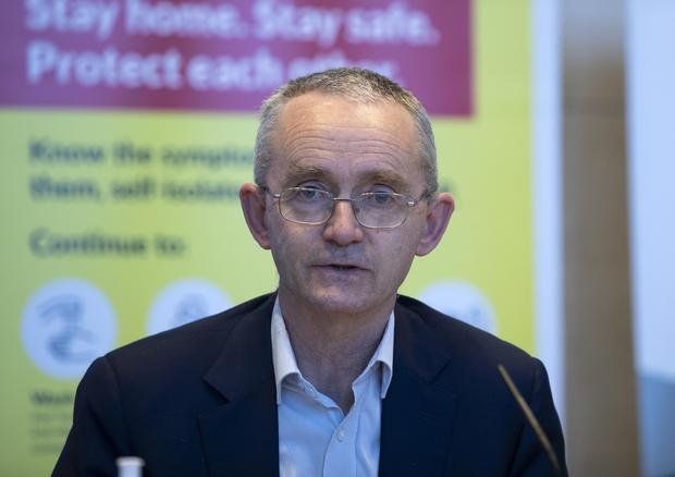 Professor Martin Cormican said the vaccine programme, however, has led to slump in cases in care homes