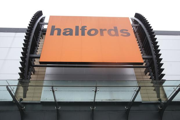 Halfords has shrugged off supply disruption amid the soaring demand for new bikes (Yui Mok/PA)