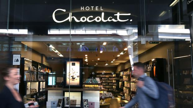 Hotel Chocolat is asking landlords for rent cuts if struggling rivals get one too (Philip Toscano/PA)