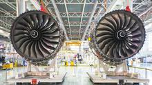 Trent 1000 design glitches have plagued Rolls since 2016. Photo: Rolls-Royce/PA