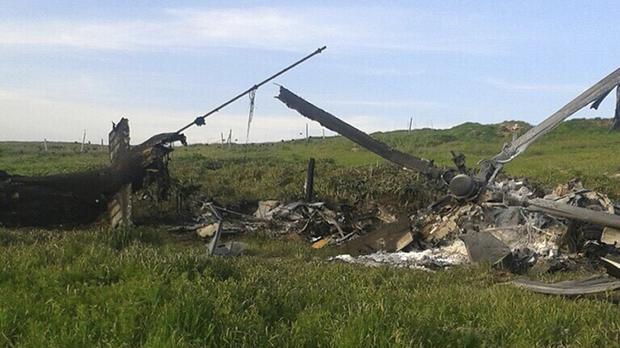 At least 30 soldiers were killed as heavy fighting erupted between Armenian and Azerbaijani forces over the separatist region of Nagorno-Karabakh (AP)