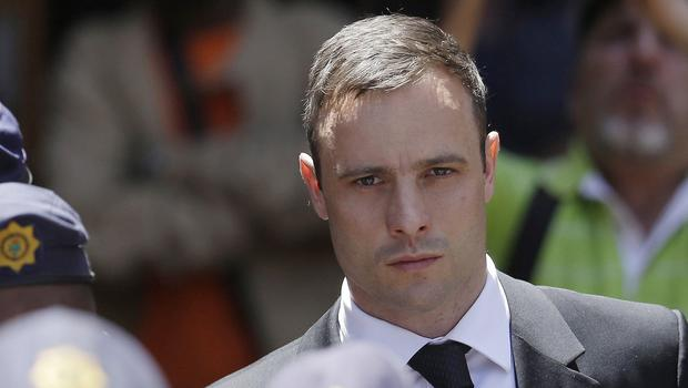 Prison officials have recommended Oscar Pistorius be released from prison on August 21 to go under house arrest. (AP)