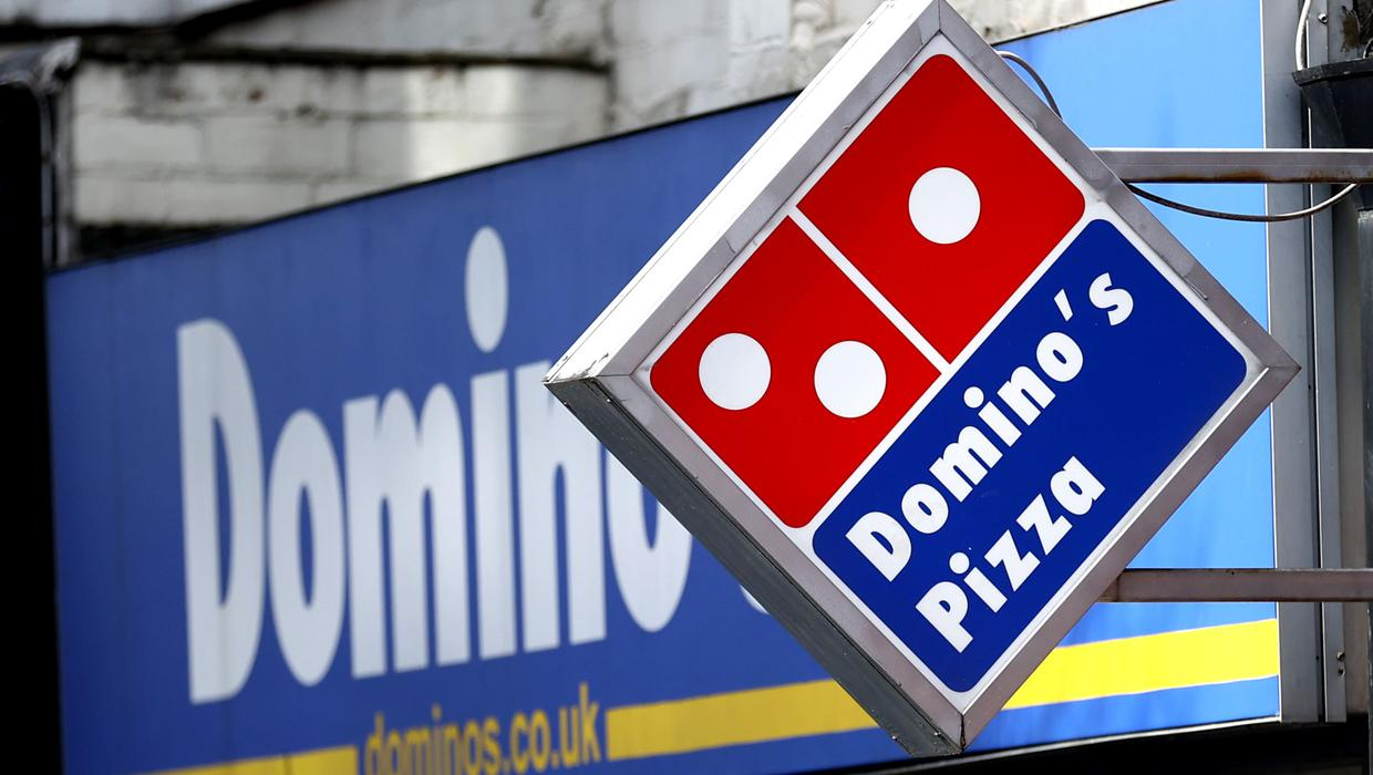 Domino's dishes up sales surge as lockdown boosts delivery demand