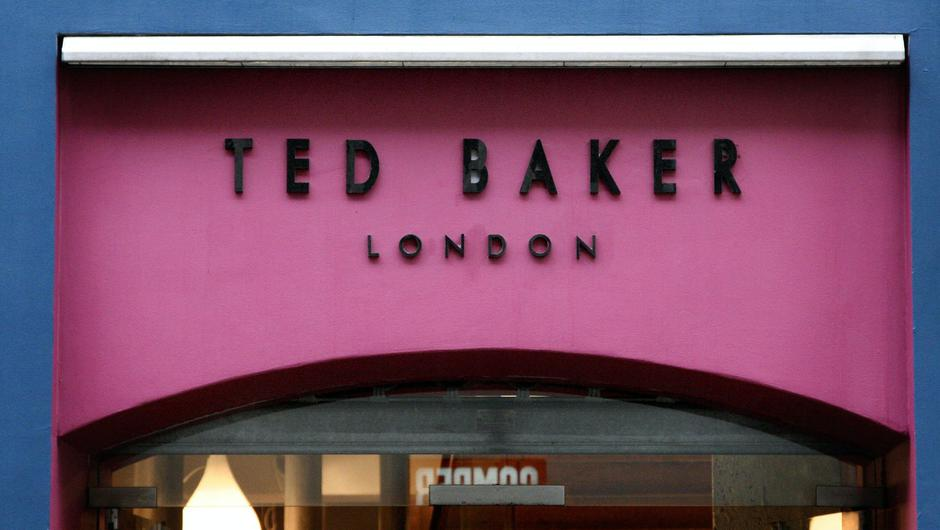 Ted Baker found irregularities in its accounts last year (Mikael Buck/PA)