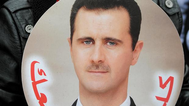 The city of Hassakeh is divided between president Bashar Assad's forces and Kurdish fighters